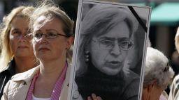 Съдът в Страсбург осъди Русия заради Политковская