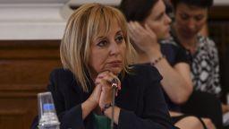 Манолова: Протестът на майките се нажежи заради Симеонов