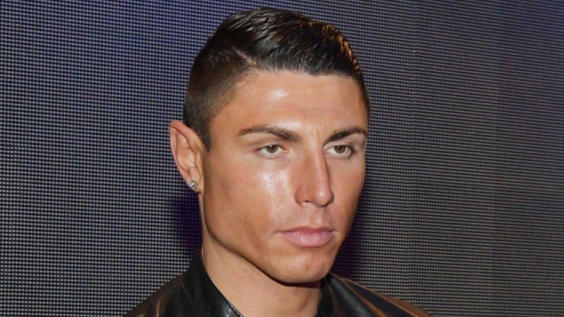 БГ Роналдо се завърна във футбола