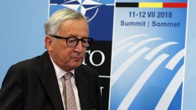 Изписаха Юнкер от болницата, но пропуска срещата на Г-7