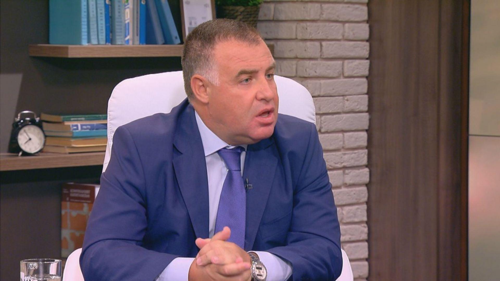 Мирослав Найденов: Очаквам Борисов да поиска оставката на шефа на БАБХ