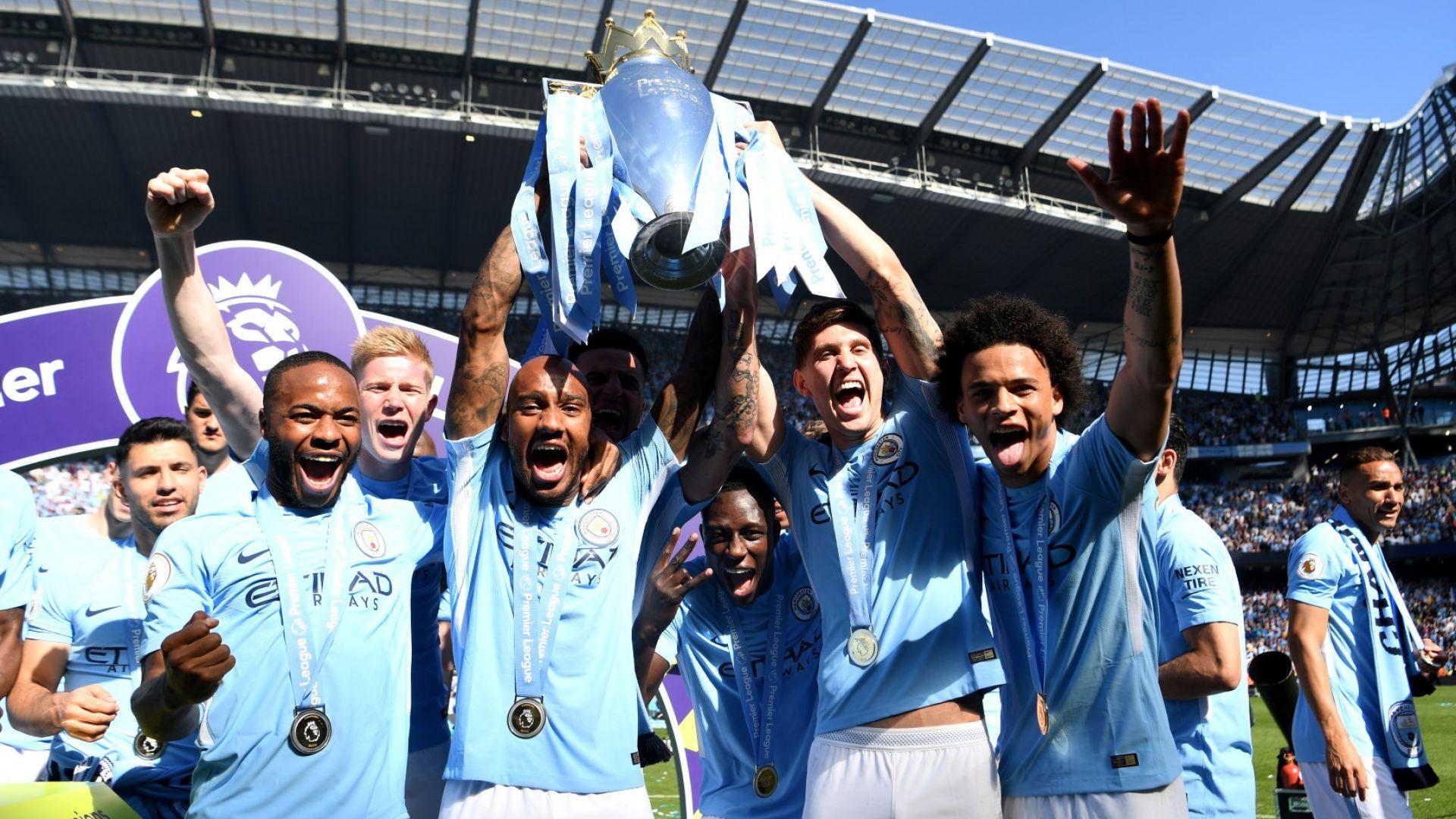 """Удар по """"Манчестър Сити"""" - играч номер едно на шампионския сезон се контузи"""