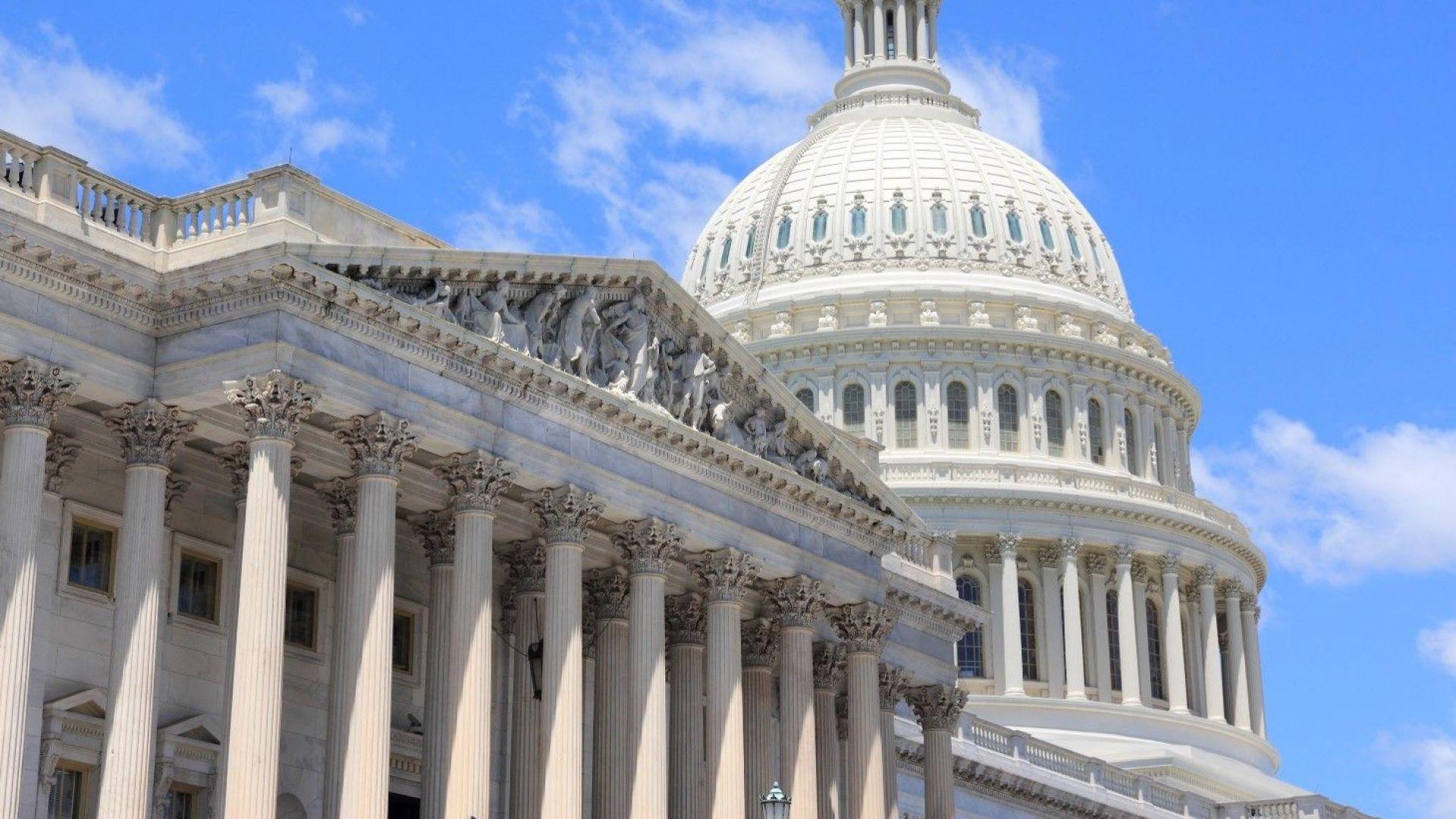 Конгресът на САЩ e одобрил предложението на Държавния департамент за