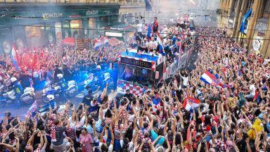 Огромен жест: Хърватите даряват печалбата от Мондиала за благотворителност