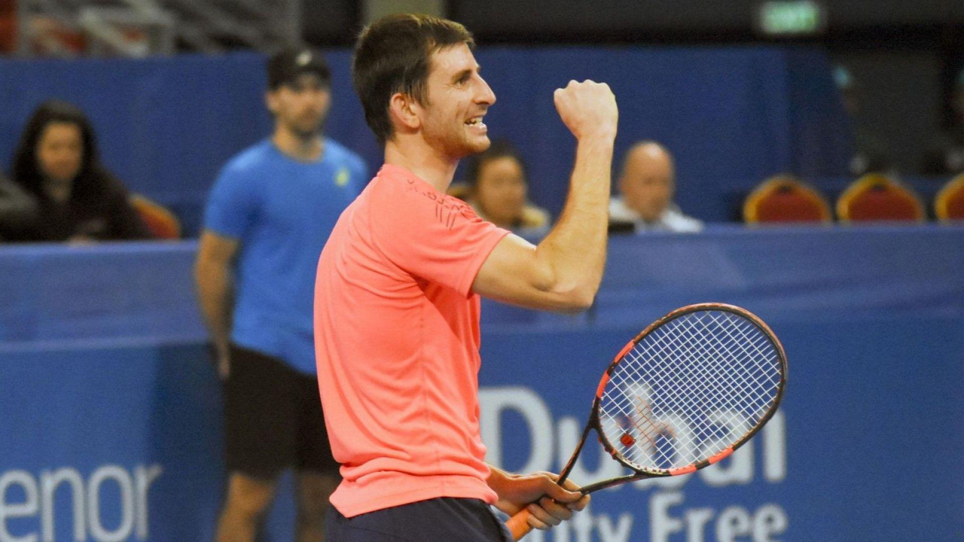 Александър Лазов стигна четвъртфинал в Австрия