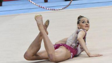 Боряна Калейн се класира на два финала на Световното