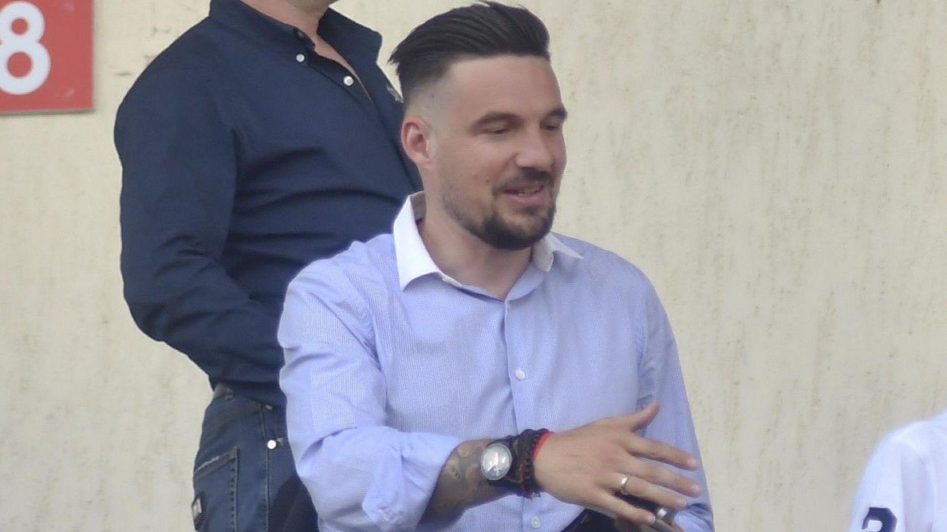 Христо Йовов се завръща в Левски?