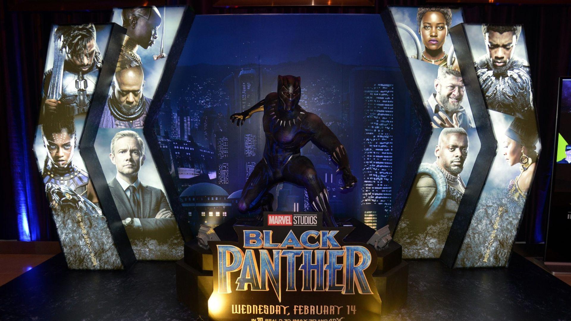 Marvel издава комикси с приключенията на сестрата на Черната пантера
