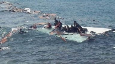 Кораб със  160 мигранти потъна край Северен Кипър