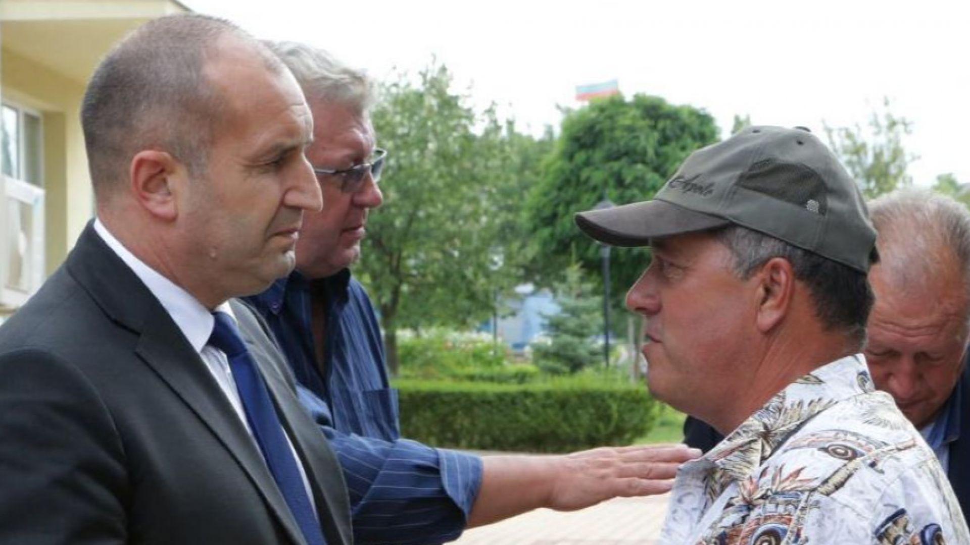 Президентът се срещна с животновъди: Компенсации не са достатъчни