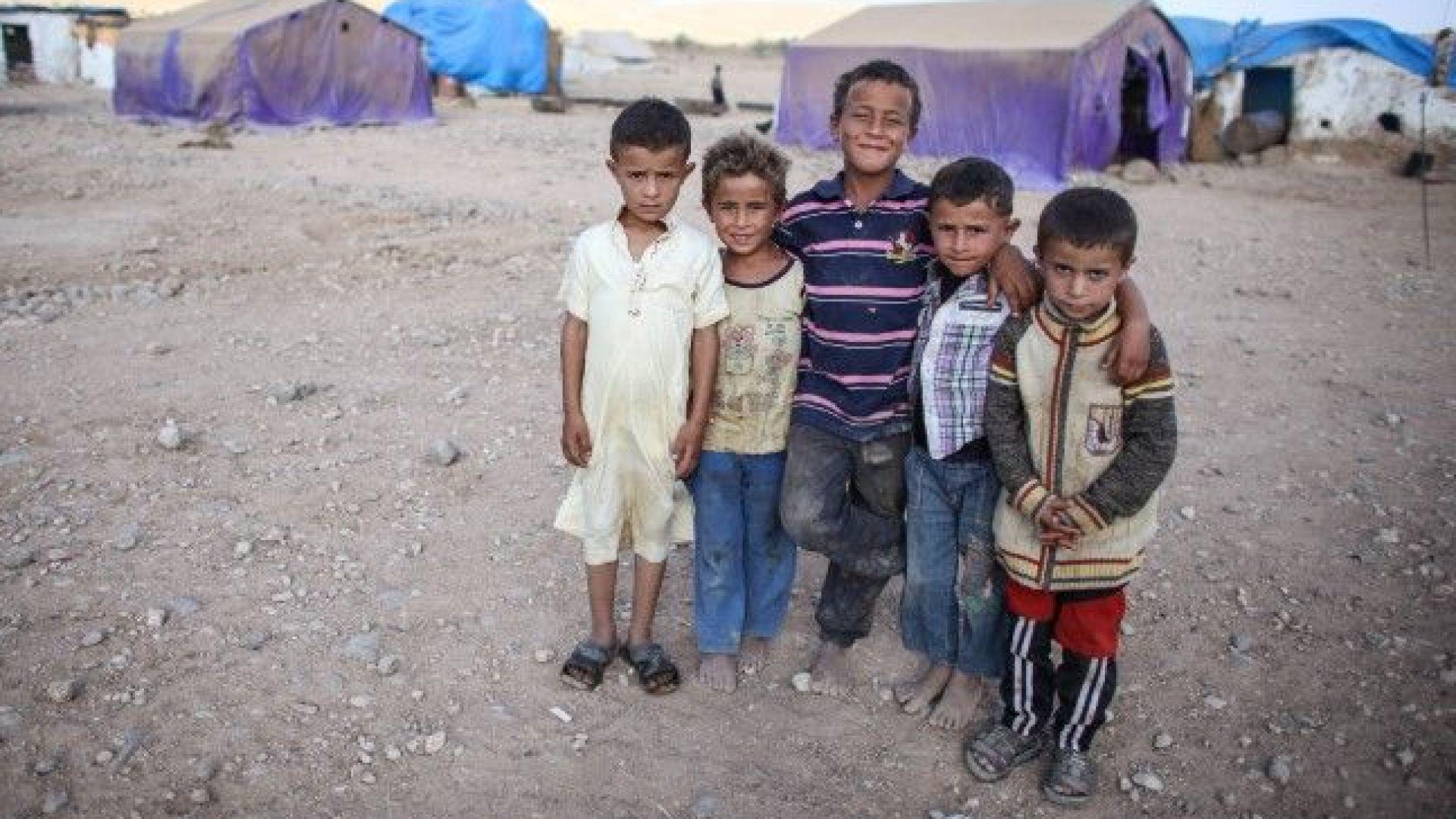 Русия създаде в Сирия център за прием на бежанци