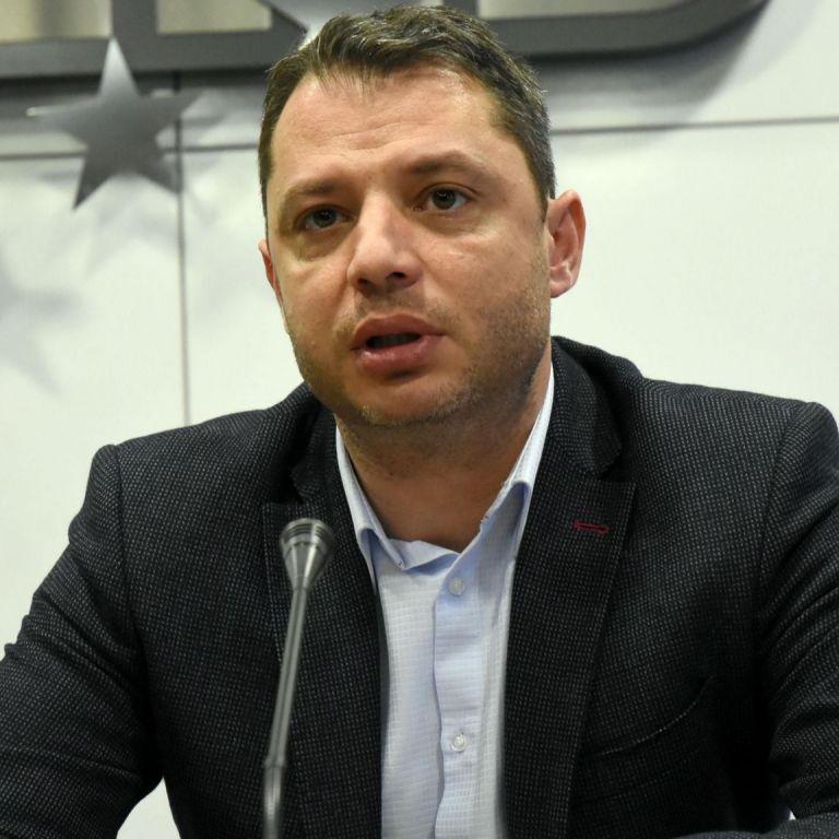 Делян Добрев, депутат от ГЕРБ