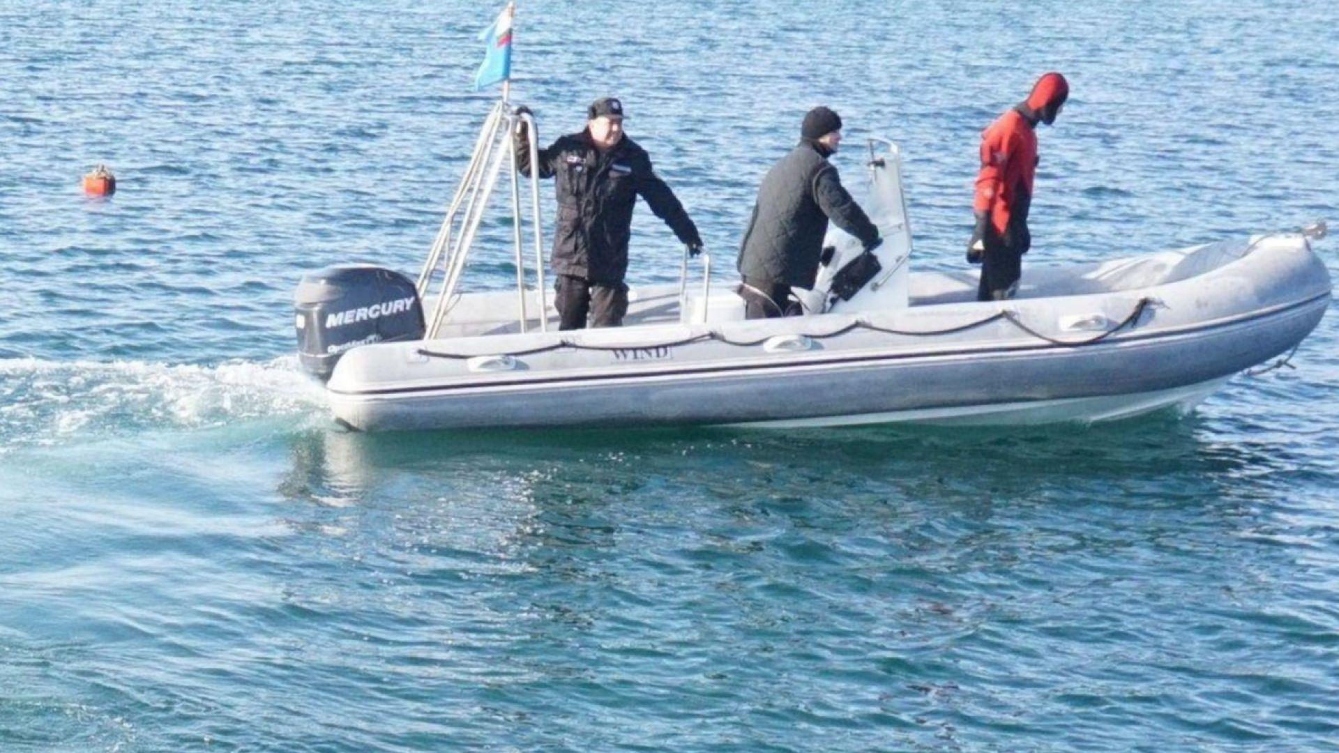 53-годишен мъж от Ямбол се удави край Синеморец, съобщи Областната