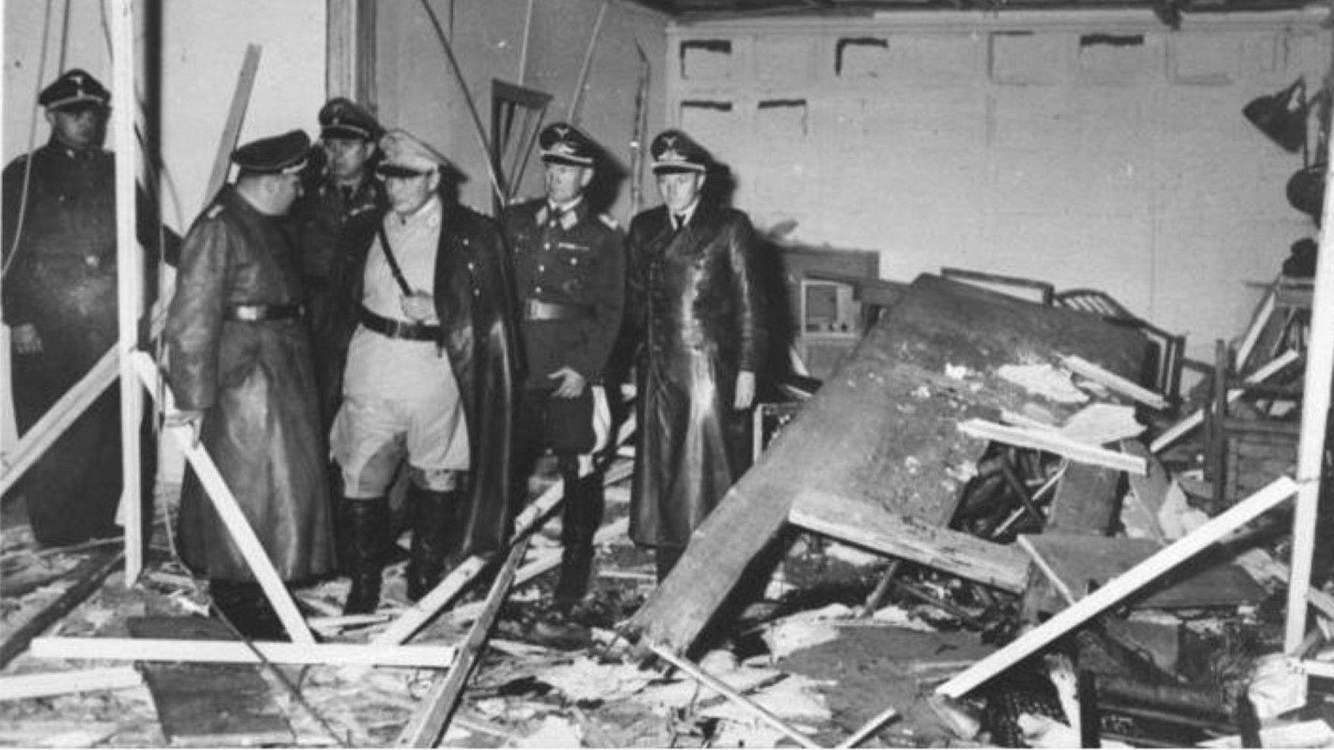 """Операция """"Валкирия"""" - опитът за убийство на Хитлер и екзекуцията на заговорниците"""