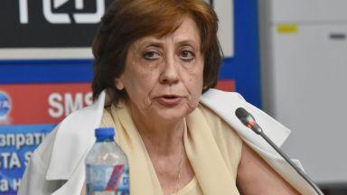 Ренета Инджова: Тепърва ще преглъщаме последиците от корупционния скандал