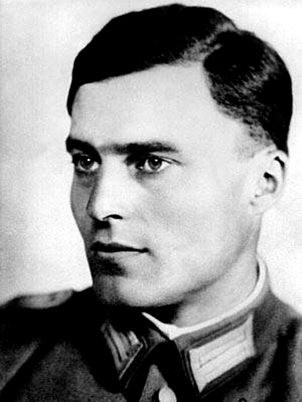 Клаус Шенк Граф фон Щауфенберг е убит, когато е едва на 36 г.