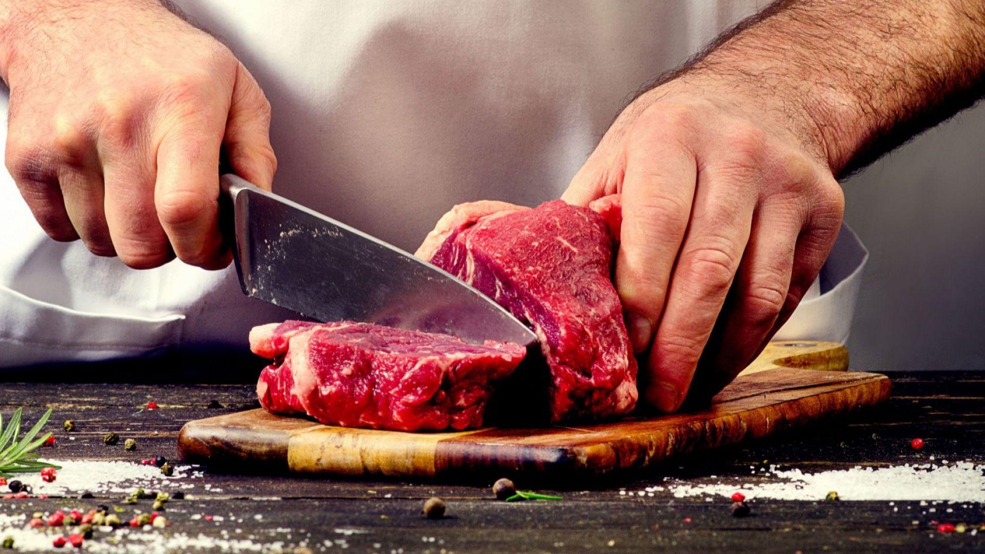 Изкуствено телешко месо на пазара през 2021 г.