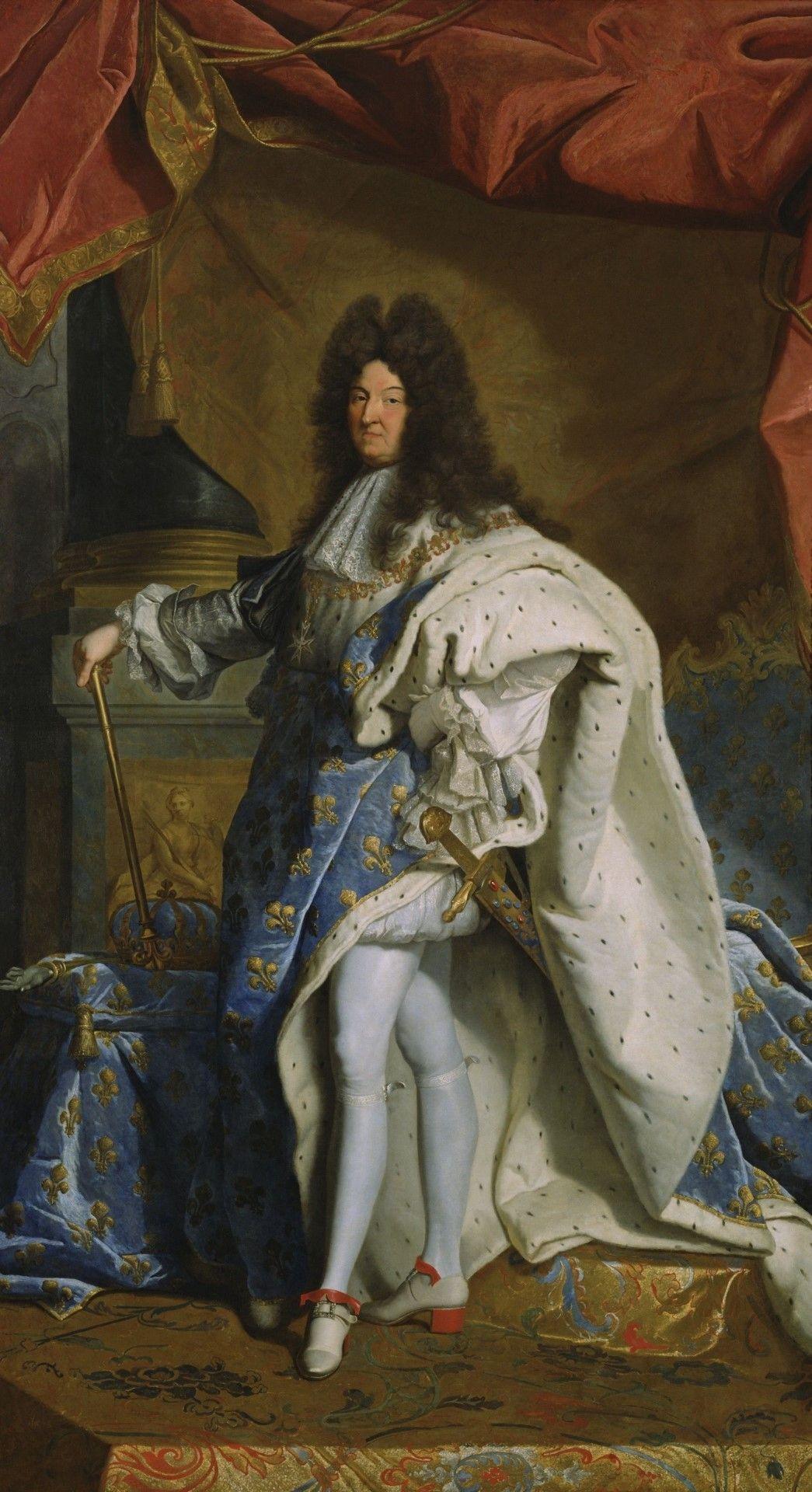 Крал Луи XIV нарежда диамантът да бъде шлифован