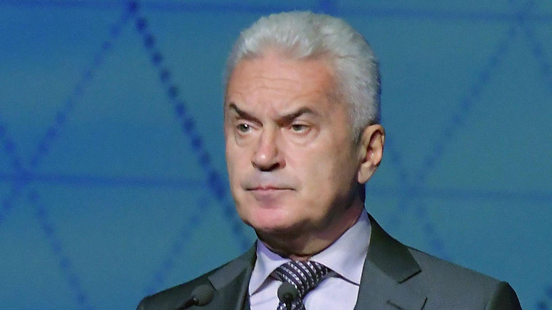 Сидеров: Ако Валери Симеонов не се справя, ще го сменим