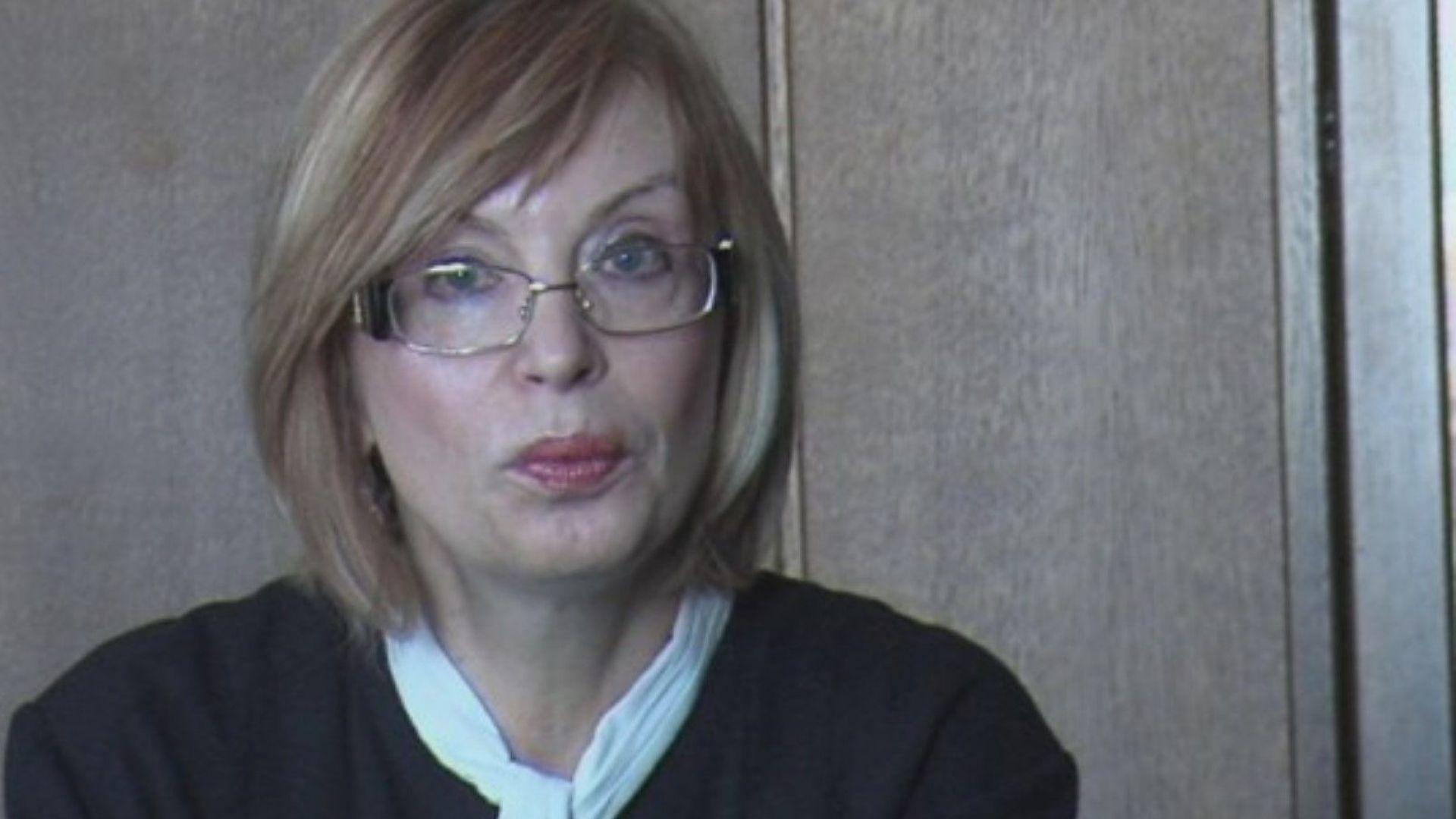 Нов опит Румяна Ченалова да бъде изправена пред съда