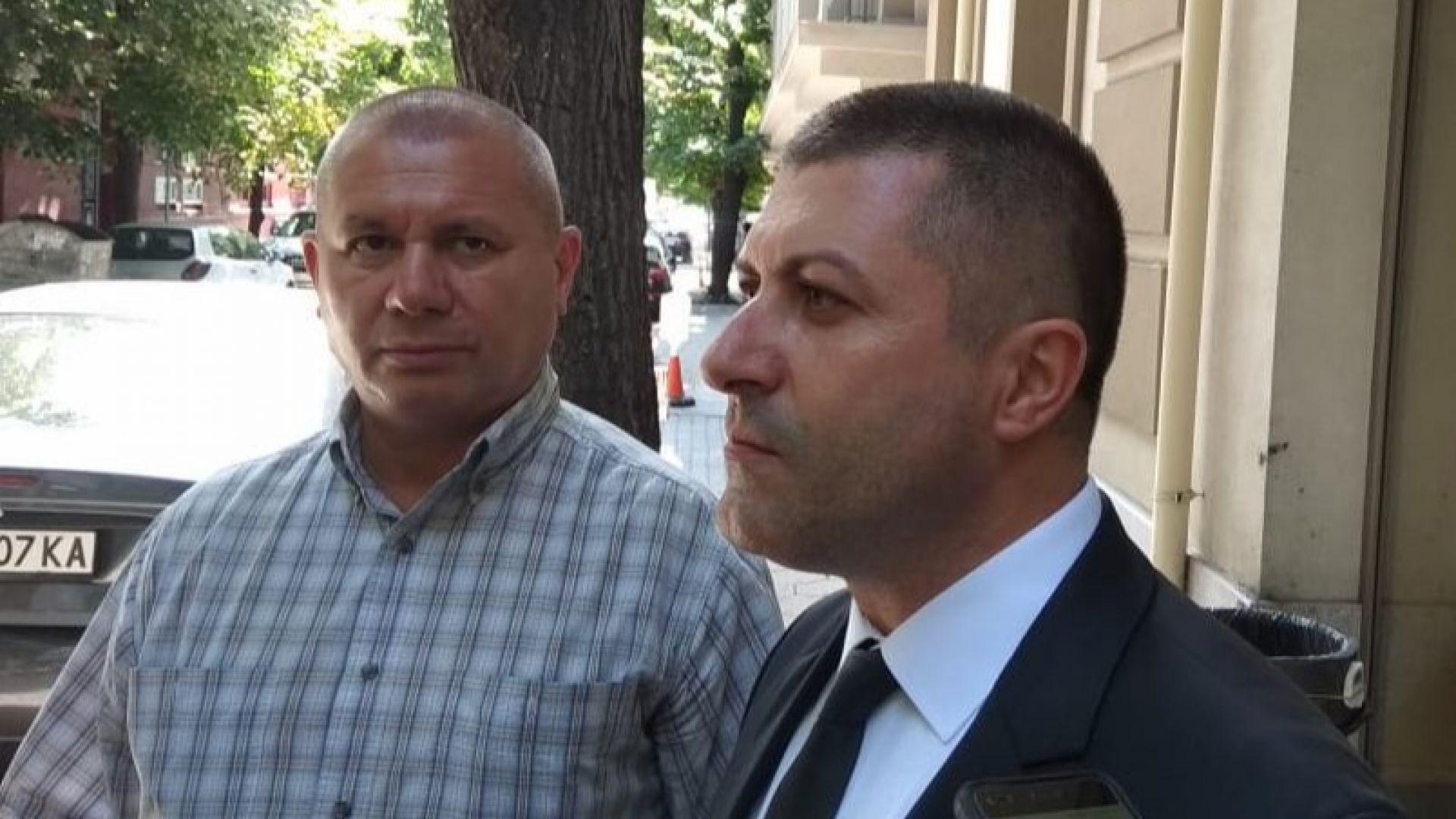 Военният съд оправда ген. Димитър Шивиков