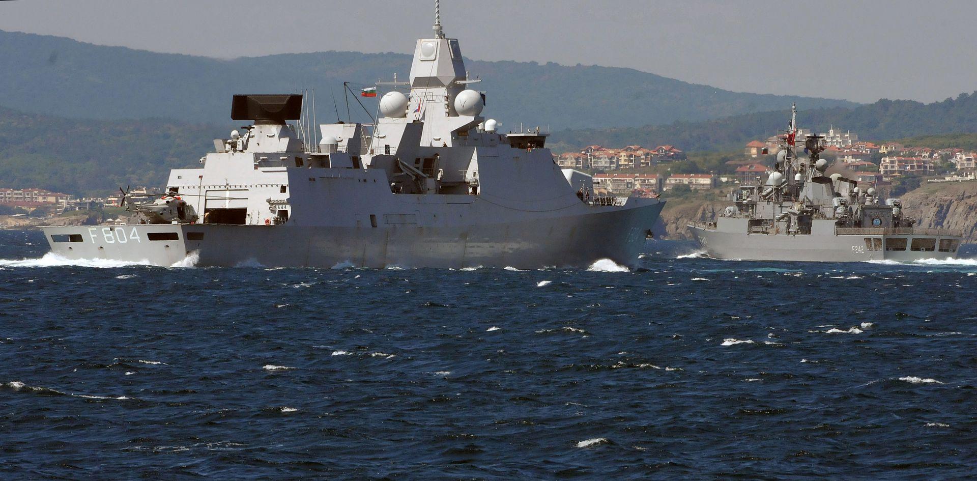"""Във военноморското учение """"Бриз 2018"""" участват 11 държави от НАТО"""
