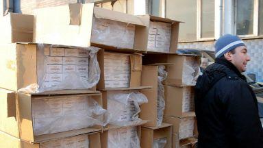 ГДБОП удари нелегална фабрика за цигари край Карнобат
