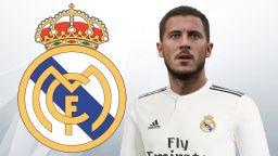 Реал купува Азар за 100 милиона евро