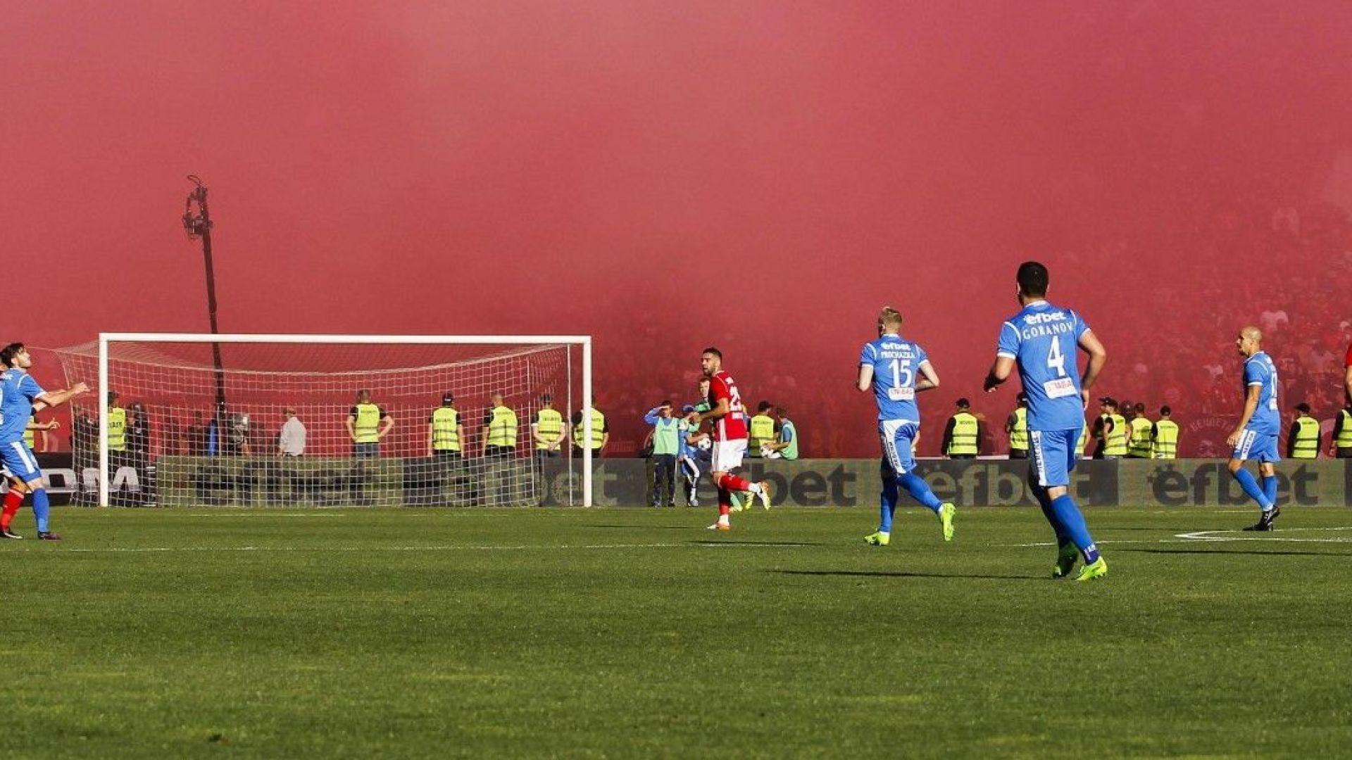 Родният футбол и ЦСКА са герои в продукция на ФИФА