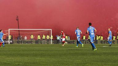 Футболен огън в Пловдив, София и Буенос Айрес