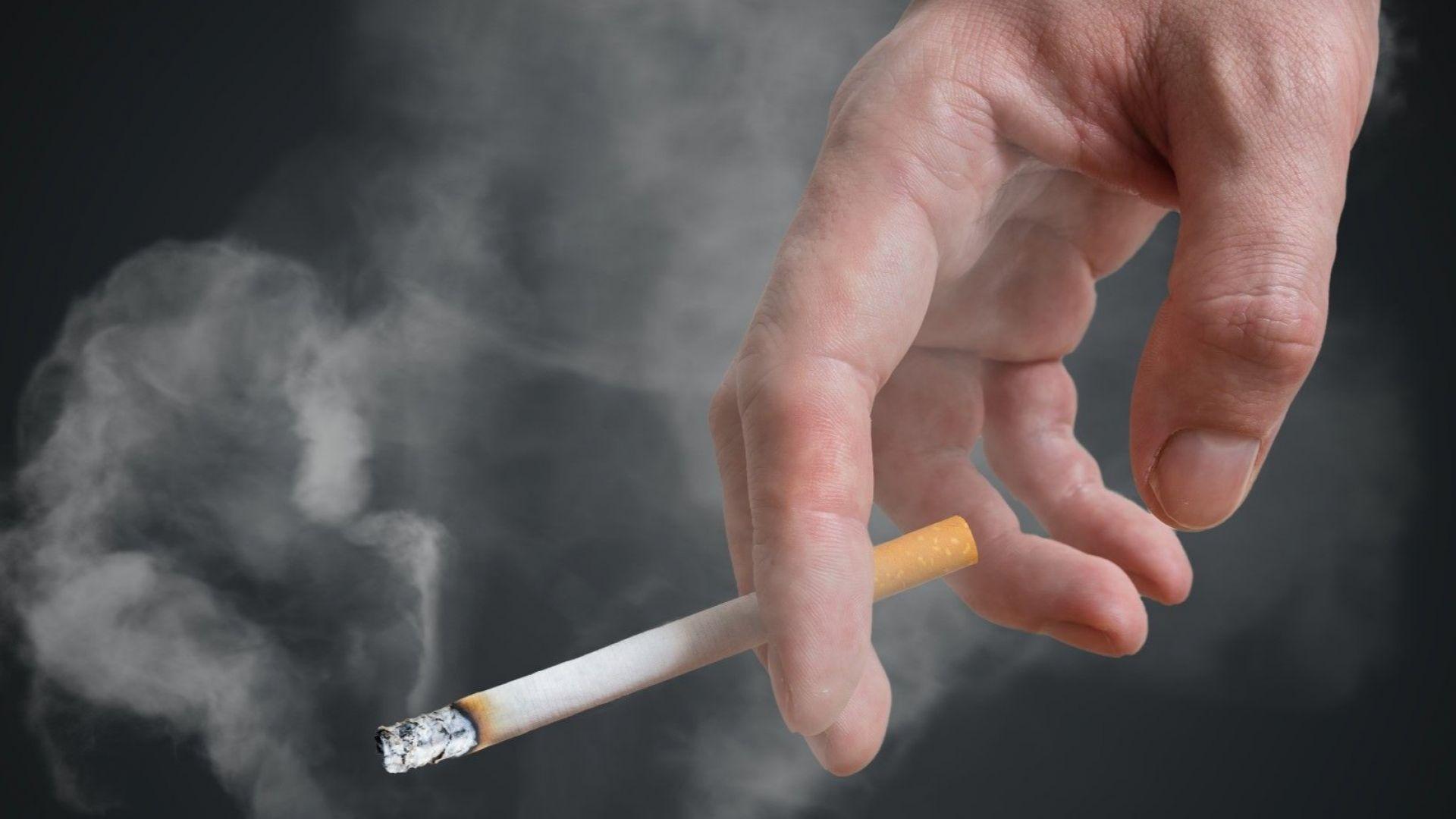 Глоби за над 15 хил. лева в Русе за пушене на закрито