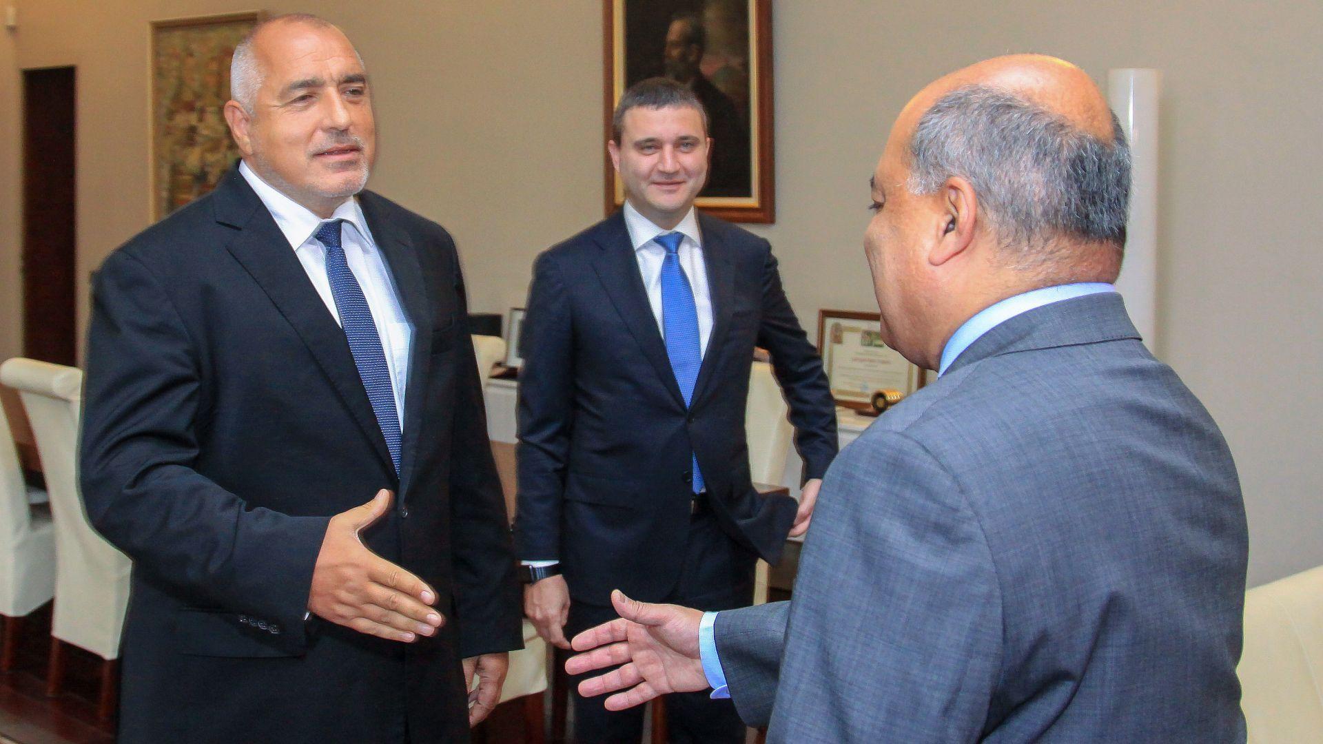 Борисов и шефът на ЕБВР обсъдиха стратегически проекти на Балканите
