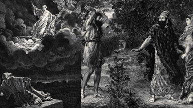 Свети пророк Илия е единственият човек, възнесен жив на небето