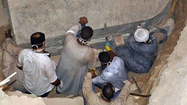 Тайната от Александрия: Какво намериха в черния саркофаг археолозите