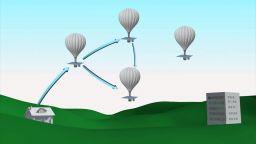 Първата търговска сделка на Loon за интернет балони е в Кения