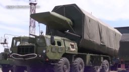 """Първи кадри с руската ракетната система """"Авангард"""""""