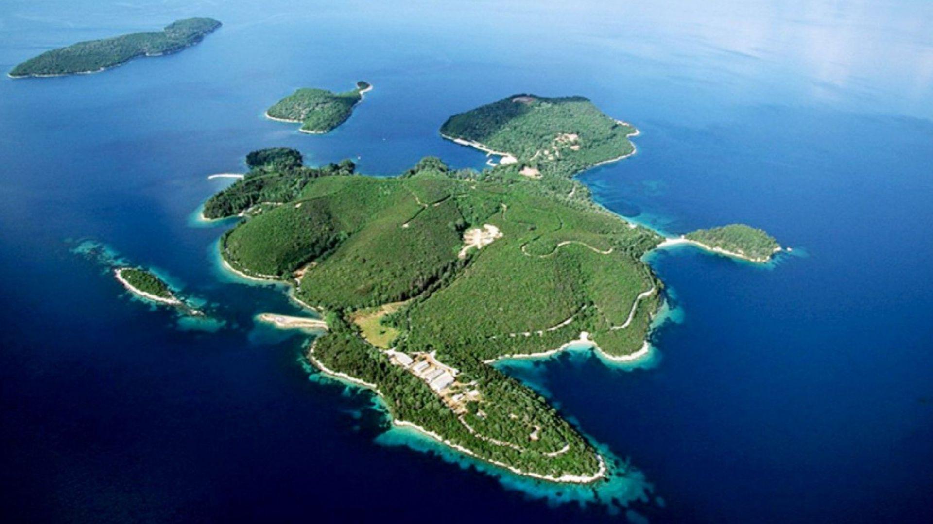 Остров Скорпиос - страшната семейна прокоба на рода Онасис