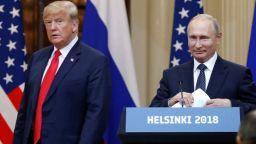 Бивш офицер от ЦРУ: Путин манипулира Тръмп
