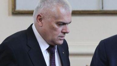 Валентин Радев: МВР работи и по версия за умишлена зараза с чума