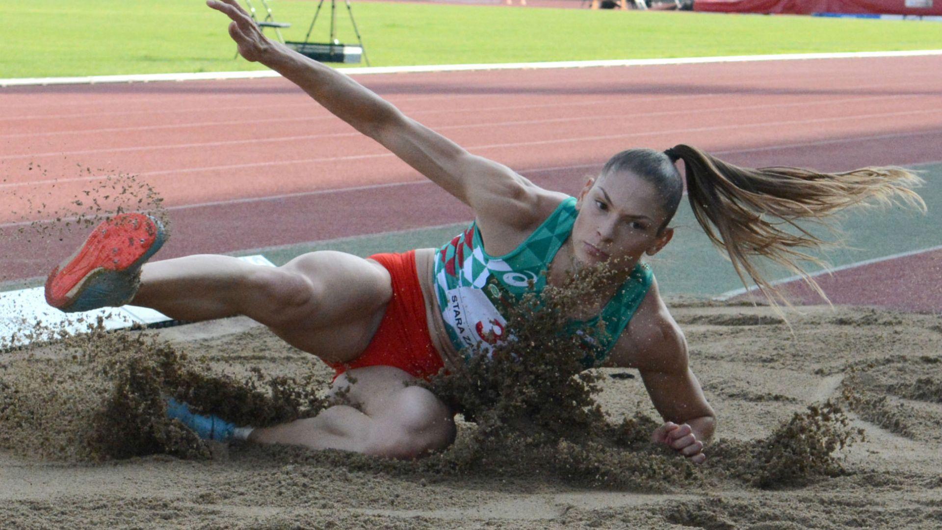 Шесто място за Габриела Петрова във финала на тройния скок
