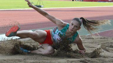 Габриела Петрова оглави европейската ранглиста в тройния скок