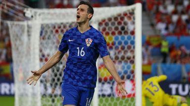 Хърватски национал се отказа от сребърния си медал