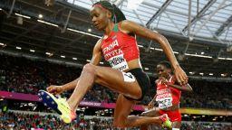 Кенийка подобри световен рекорд на Диамантената лига