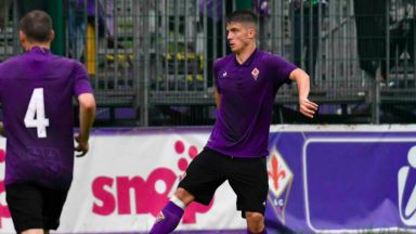 Младежкият национал Петко Христов игра в американското турне на тима си