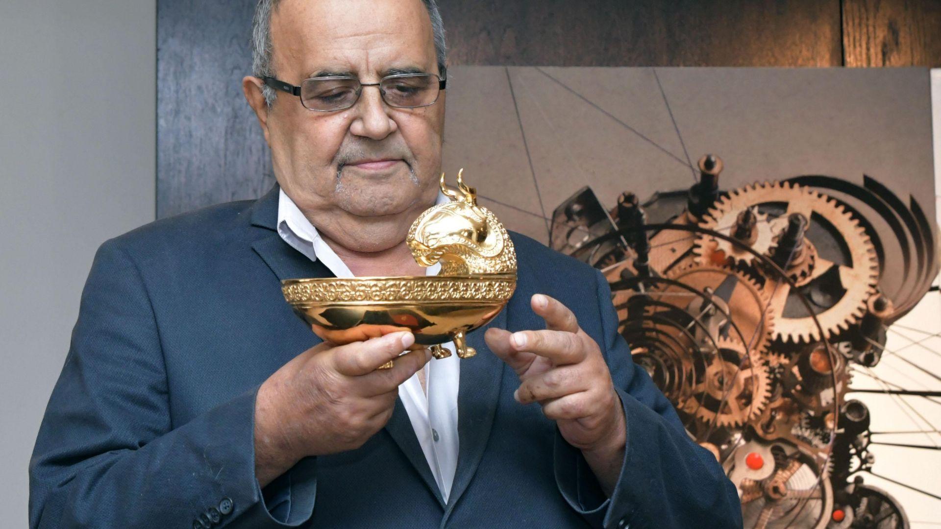 Археологическият музей в Созопол вече носи името на проф. Божидар Димитров