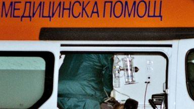 """Млада лекарка падна от 7-ия етаж в """"Люлин"""""""