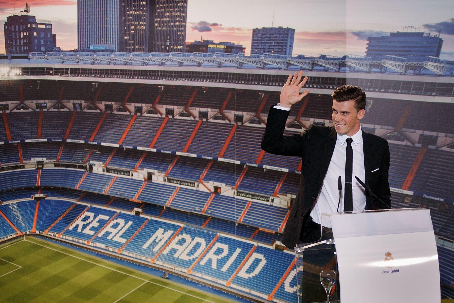 """А преди 5 години си мислихме, че трансферът на Бейл в """"Реал"""" за 100 милиона е лудост..."""