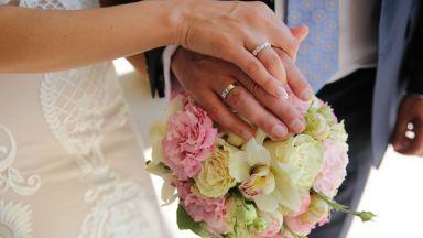Емилия публикува първи кадър от сватбата с Жорж (снимка)
