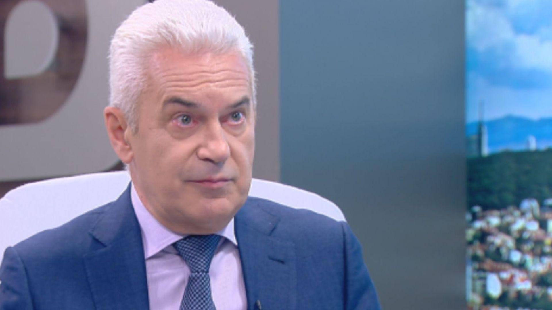 Сидеров иска изтегляне на законопроекта за шума на Симеонов