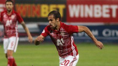 Карантината приключи за халф на ЦСКА